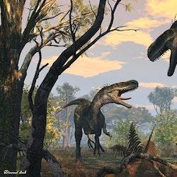 Monolophosaurus pictures