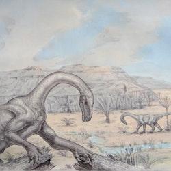 Sarahsaurus pictures