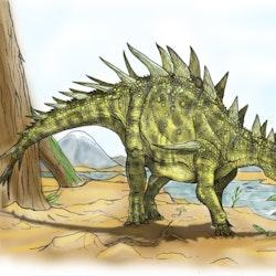 Jiangjunosaurus pictures