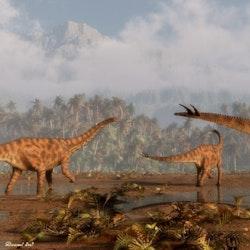 Spinophorosaurus pictures
