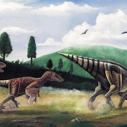 Telmatosaurus pictures