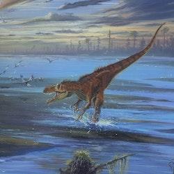 Bahariasaurus pictures