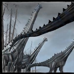 Alamosaurus pictures