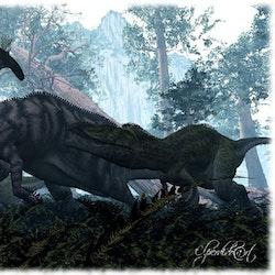 Charonosaurus pictures