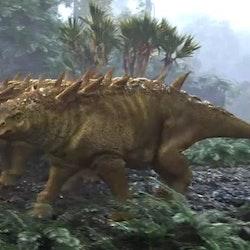 Hungarosaurus pictures